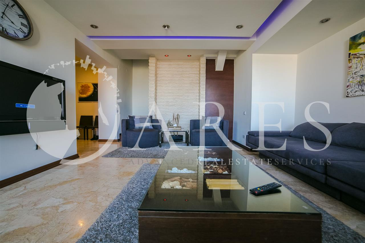 Vanzare Apartament 4 Camere Dudesti Complex INCITY Residence Penthouse Mobilat