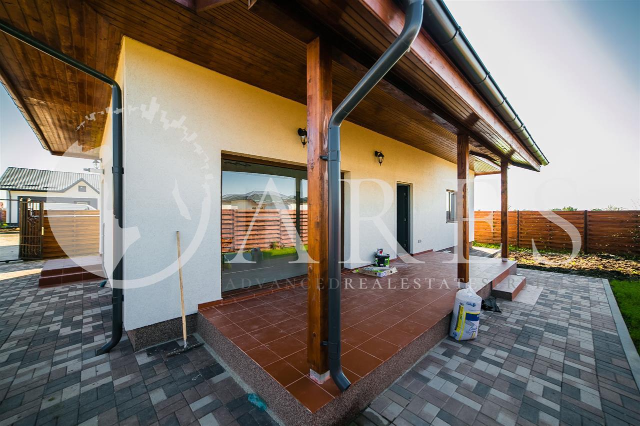 Vanzare Casa Magurele 3 camere, Curte individuala 180 MP Spatiul perfect pentru tine si cei dragi!