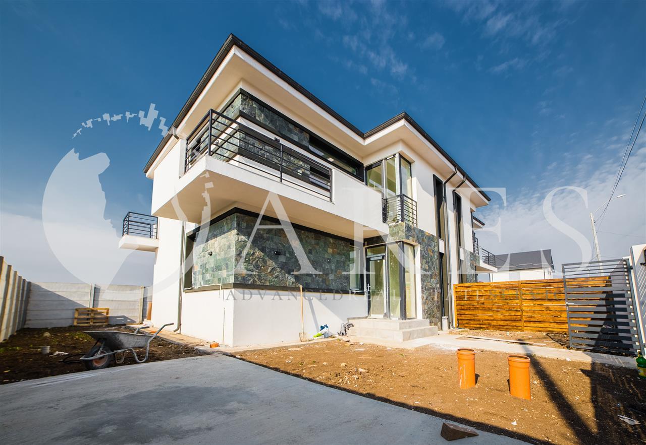 Vanzare Vila Duplex 4 Camere Tunari - Otopeni Comision 0 %