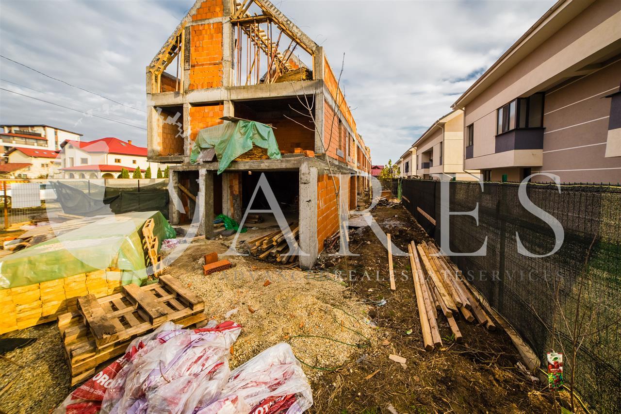 Vanzare Vila 5 Camere Proiect Rezidential de Exceptie Chiajna Militari Rezervelor Comision 0 %