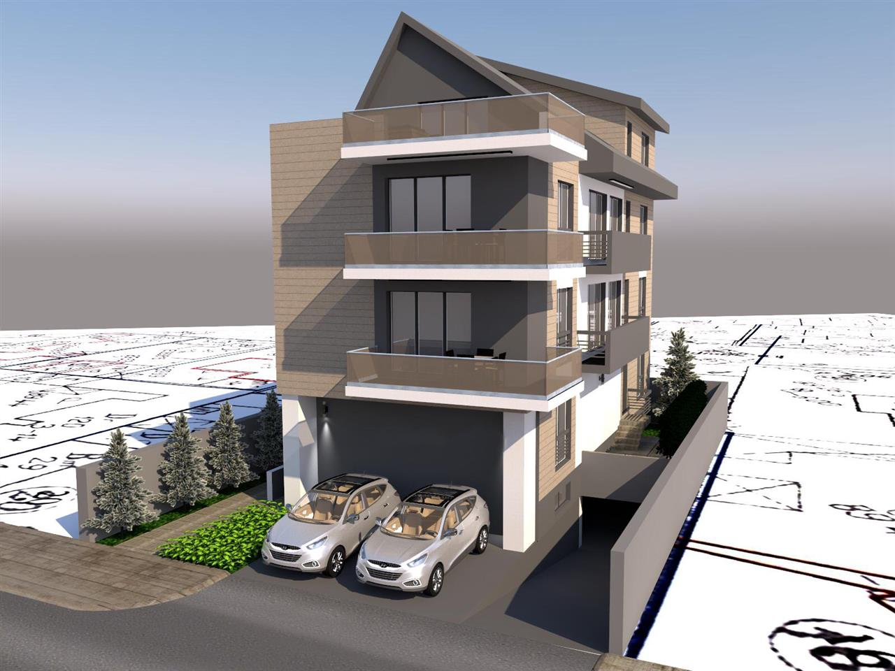 Vanzare Apartament 4 Camere Parter Comision 0 %