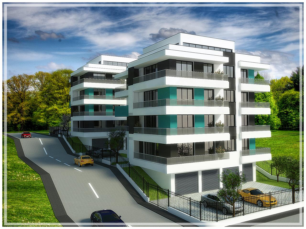 Vanzare Studio Pantelimon Vedere Lac laterala Comision 0 %