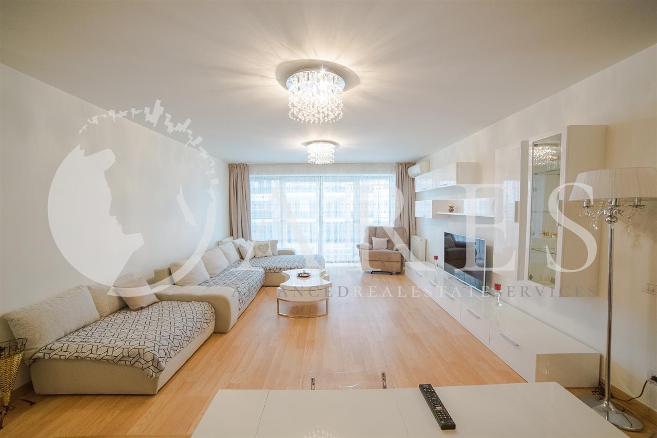 Inchiriere Apartament 3 Camere Dudesti Incity Residence Mobilat