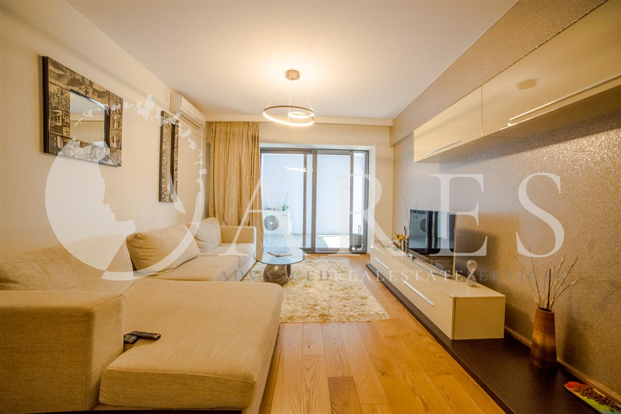 Apartament 3 Camere 106 MP 3 Parcari + Boxa Barbu Vacarescu Comision 0 %
