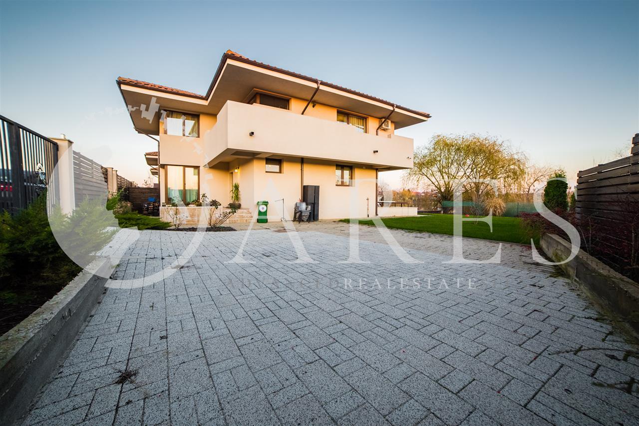 Vila 5 Camere  283 MP + Curte 452 MP Corbeanca Lac Comision 0 %