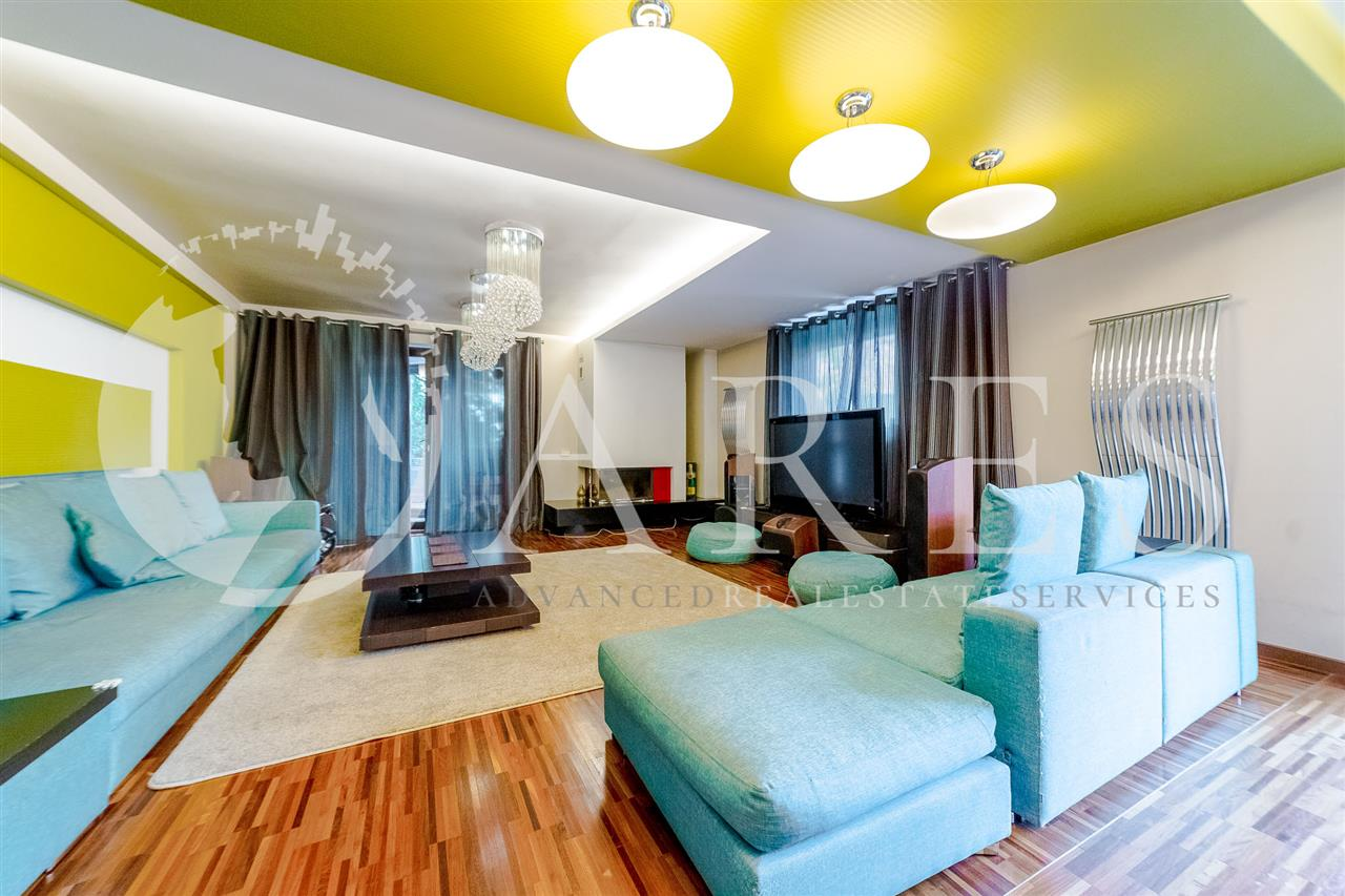 Apartament 3 Camere 150 MP Curte 200 MP  Nordului Comision 0 %