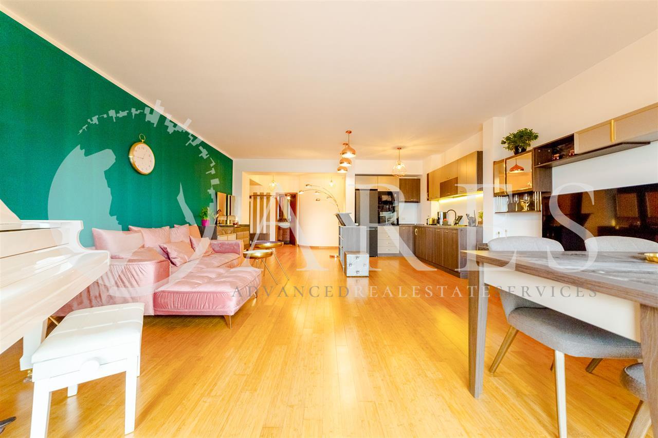 Apartament 3 Camere 136 MP+Parcare Floreasca Vedere Lac Comision 0 %