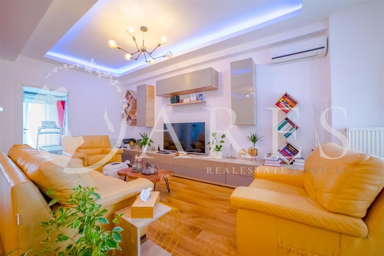 Apartament 3 Camere 99 MP Mobilat Lux Aviatiei Comision 0 %