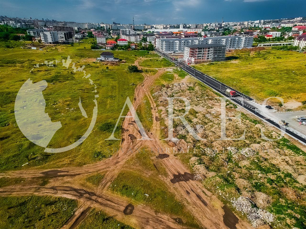 Teren Intravilan 722 MP Berceni Postalionului Investitie Comision 0%