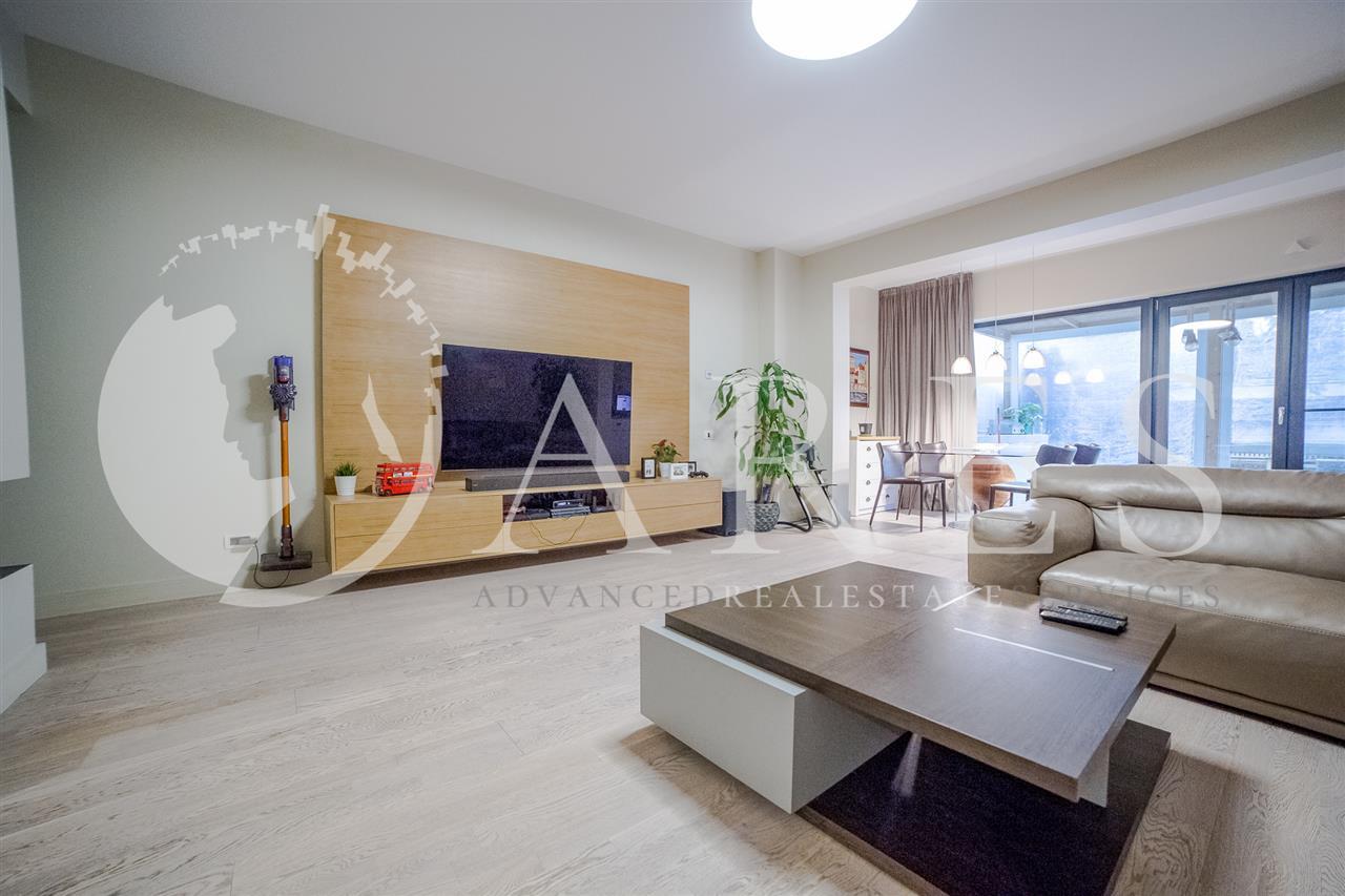 Apartament 4 Camere  125 MP + Curte  150 MP Baneasa Comision 0 %