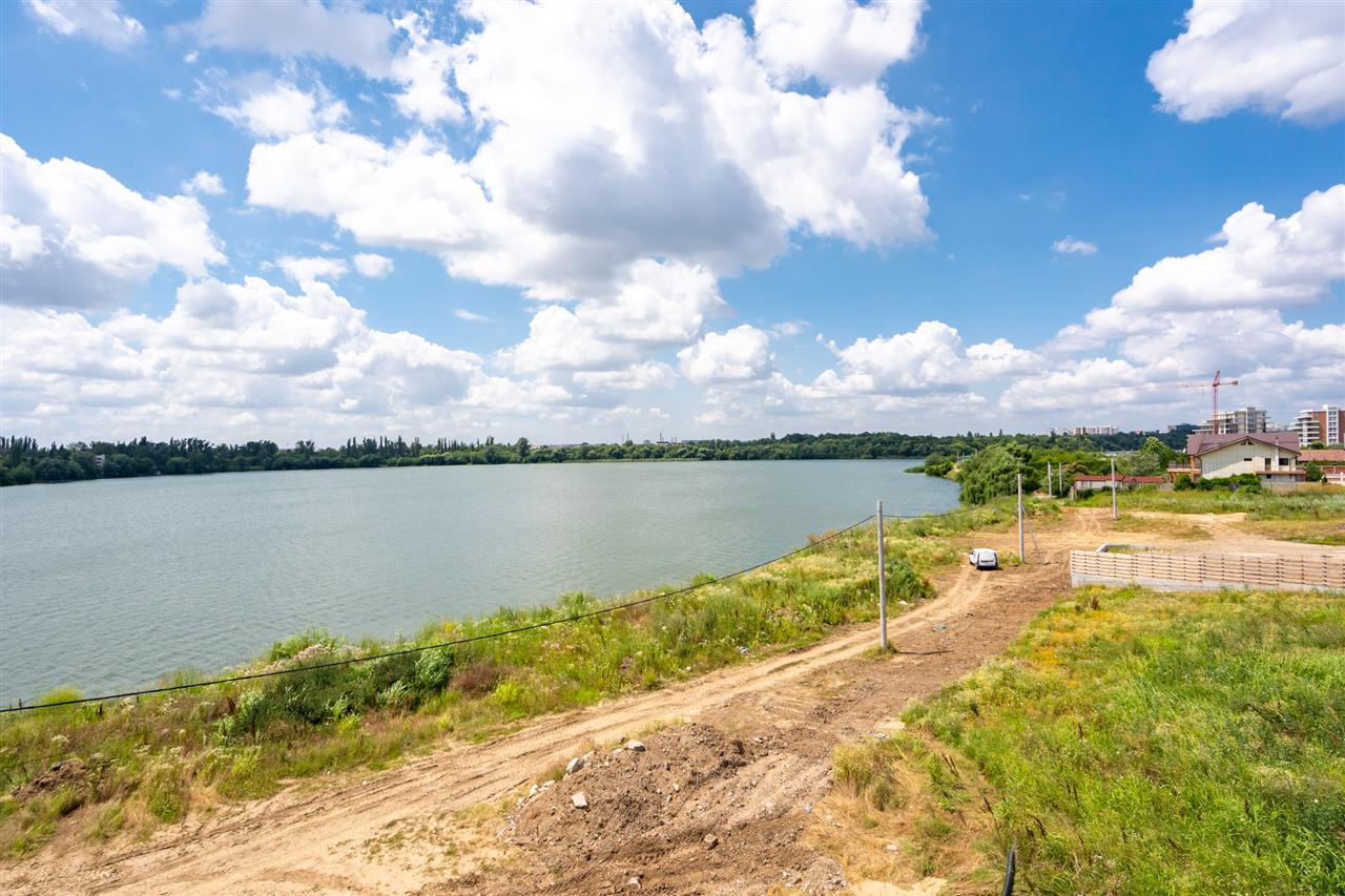 2 Camere 58 MP I Terasa 7 MP Pantelimon Vedere Laterala Lac Lebada Comision 0 %