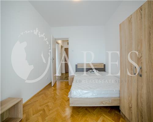Apartament 3 Camere 75 MP Renovat Mobilat Universitate