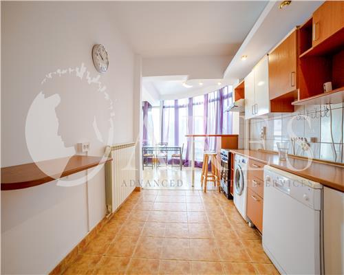 Apartament 3 Camere 140 MP Mobilat + loc de parcare Dorobanti