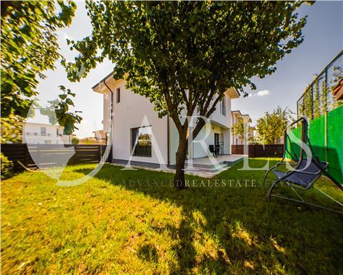 Vila P+E 5 Camere 245 MP Curte 350 MP Lux Corbeanca Comision 0 %