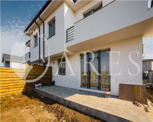Vanzare Vila Duplex 4 Camere Tunari  Otopeni Comision 0 %