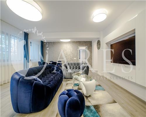 Apartament 3 Camere 115 MP + Parcare  Erou Iancu Nicolae Comision 0 %
