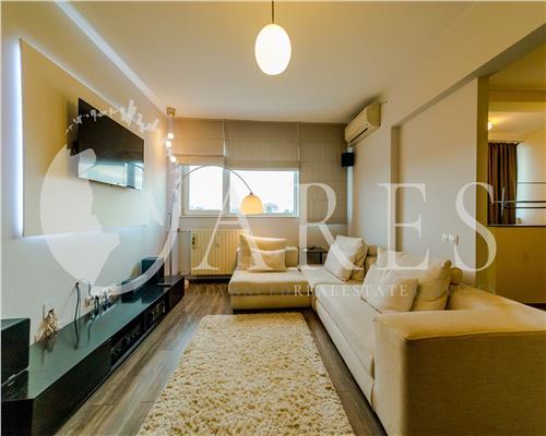 Apartament 3 Camere 70 MP Semidecomandat Mobilat  Tineretului