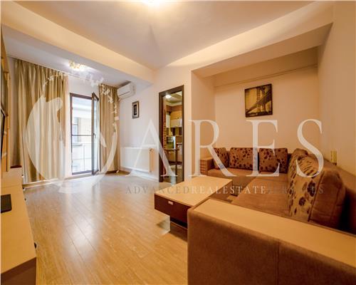 Apartament 3 Camere 83 MP Mobilat + Parcare Decebal Delea  Noua