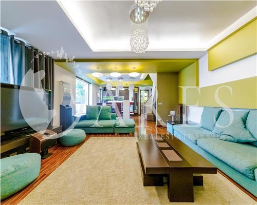 Apartament 3 Camere 150 MP,Curte 200 MP,Parcare, Nordului Comision 0 %